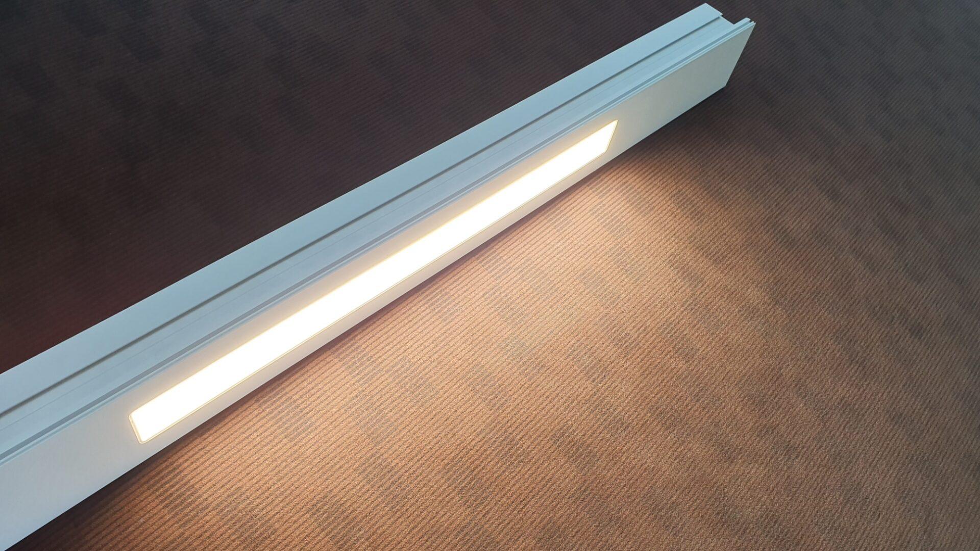 Profil-integrierte Leuchte