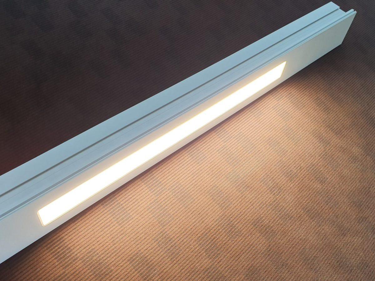 Beleuchtung Profilintegriert